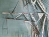 Silodam, 160 x 110 cm,  Acryl en olie op doek, 2008