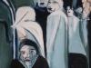 Tram 7, 100 x 80 cm, Acryl en olie op doek, 2010