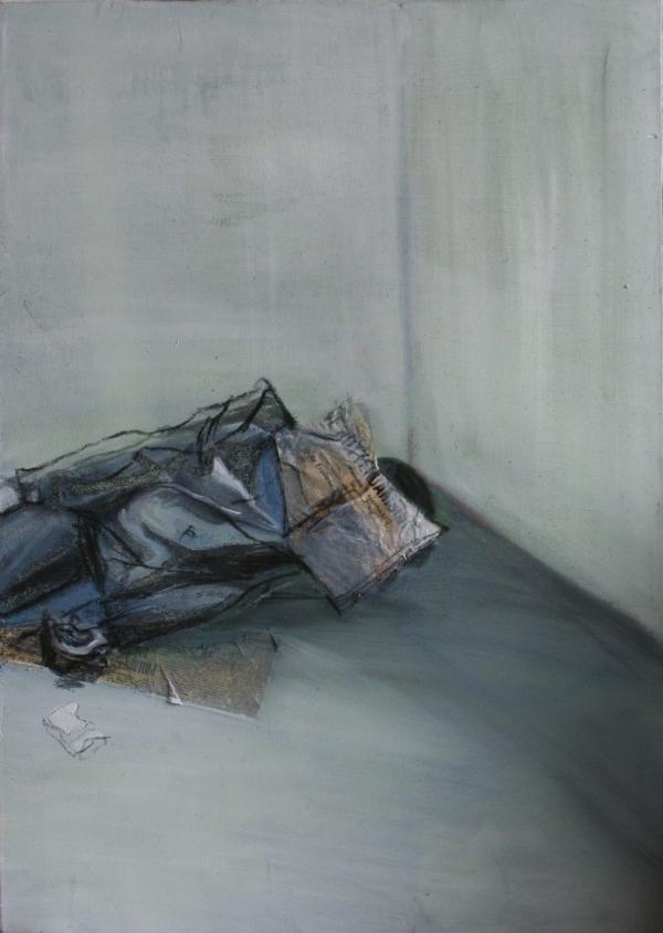 1944, 100 x 70 cm, 2009