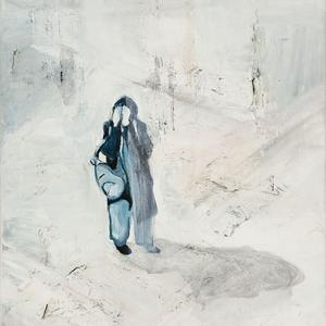Verlaten, 160 x 80 cm, 2004