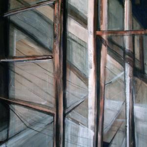 Doorgang, 16O x 11O cm, 2OO8