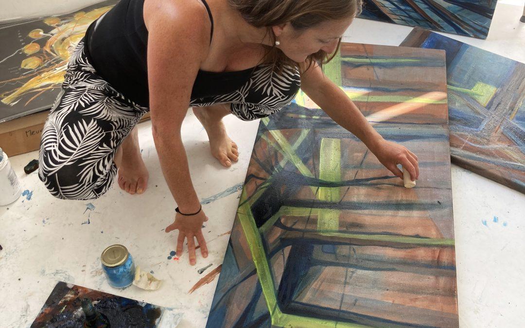 2/3 oktoberOpen Ateliers en Kunst ter logeer actie!